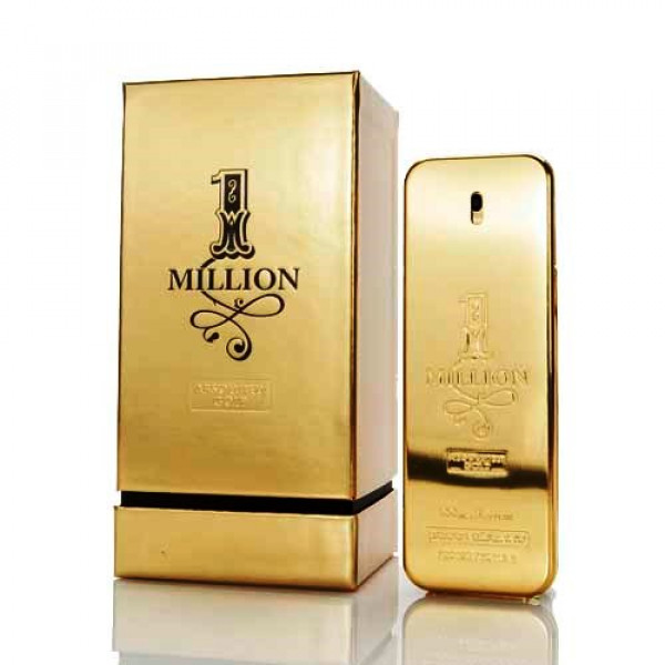 1 Million Absolutely Gold By Paco Rabanne