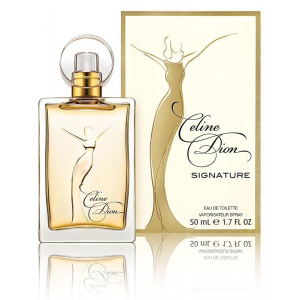 Signature by Celine Dion