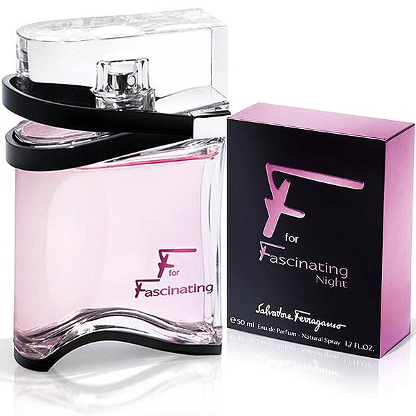 F For Fascinating Night By Salvatore Ferragamo