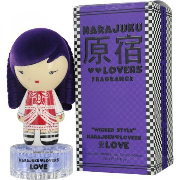 Harajuku Lovers Wicked Style Love by Gwen Stefani