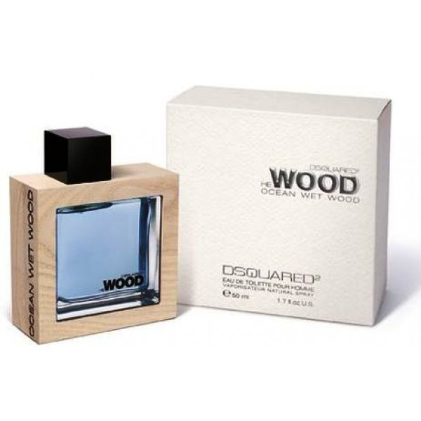 He Wood Ocean Wet Wood by Dsquared2