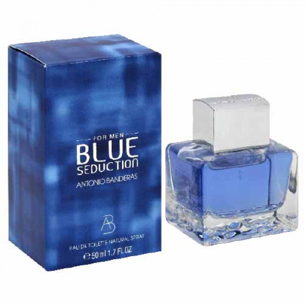 Blue Seduction by Antonio Banderas