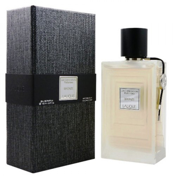 Les Compositions Parfumees Bronze By Lalique