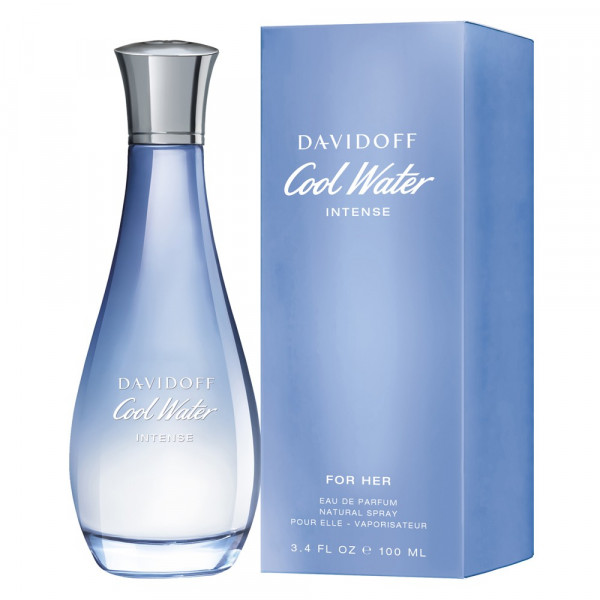 Cool Water Intense By Davidoff