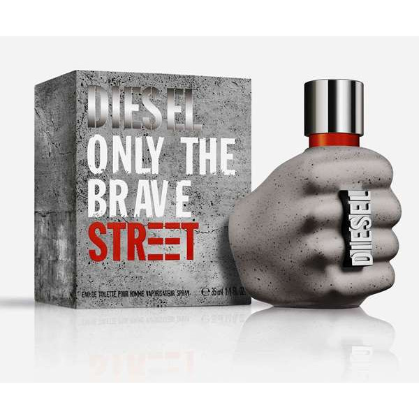 Only The Brave Street By Diesel